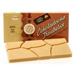 45g White chocolate 40%