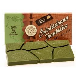 45g Čokoláda biela 40% so...