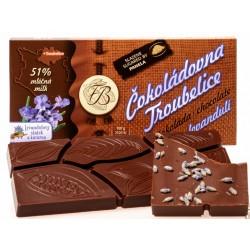 45g Čokoláda mliečna 51% s...