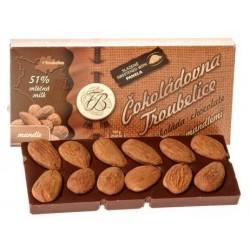 55g Čokoláda mliečna 51% s...
