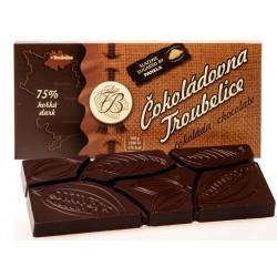 45g Čokoláda horká 75%