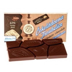 45g Čokoláda horká 65% s...
