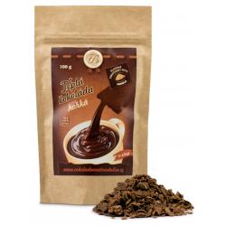 100g Hot dark chocolate