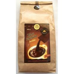500g Hot dark chocolate