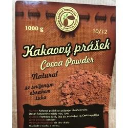 1kg Kakao natural 10/12