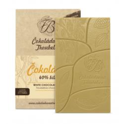 45g Čokoláda biela 40% s...