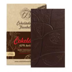 Čokoláda horká 65% s čili