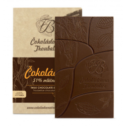 45g Milk chocolate with...