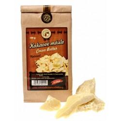 100g Kakaové maslo  natural