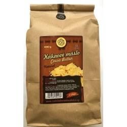1kg Kakaové maslo  natural